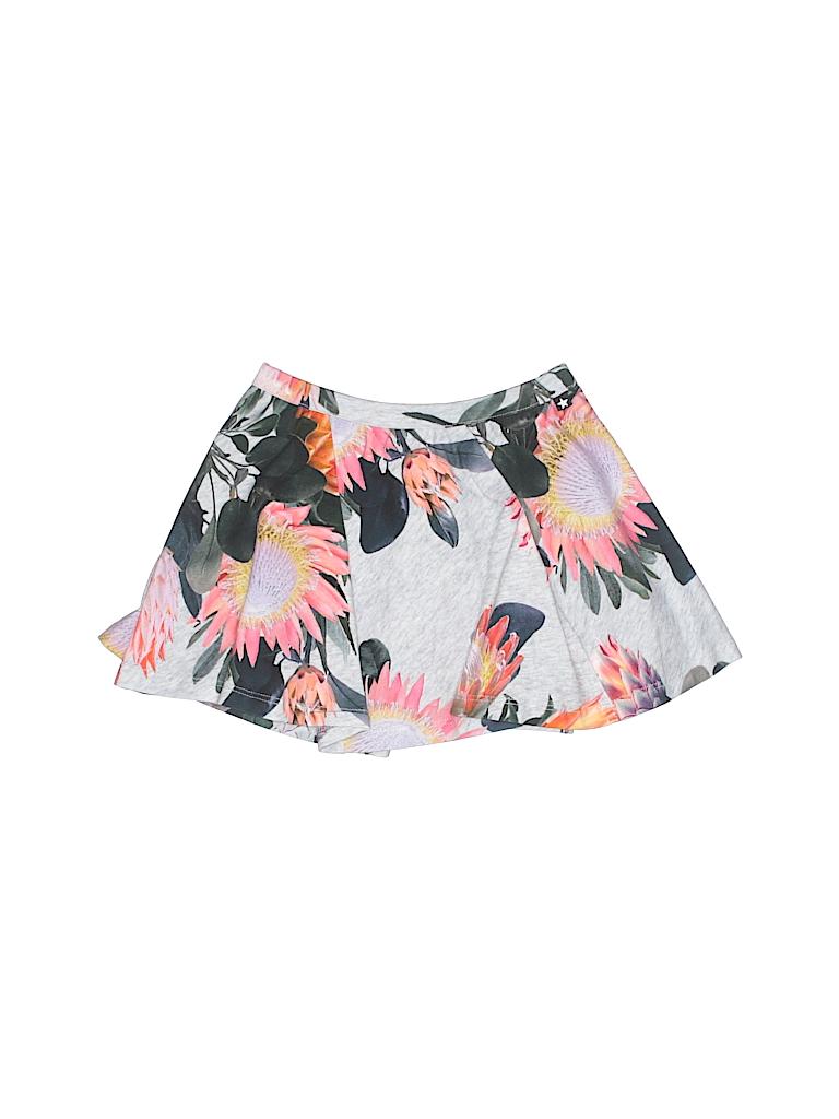 30c82f25c12 Molo Floral Gray Skirt Size 92/98 cm - 61% off   thredUP
