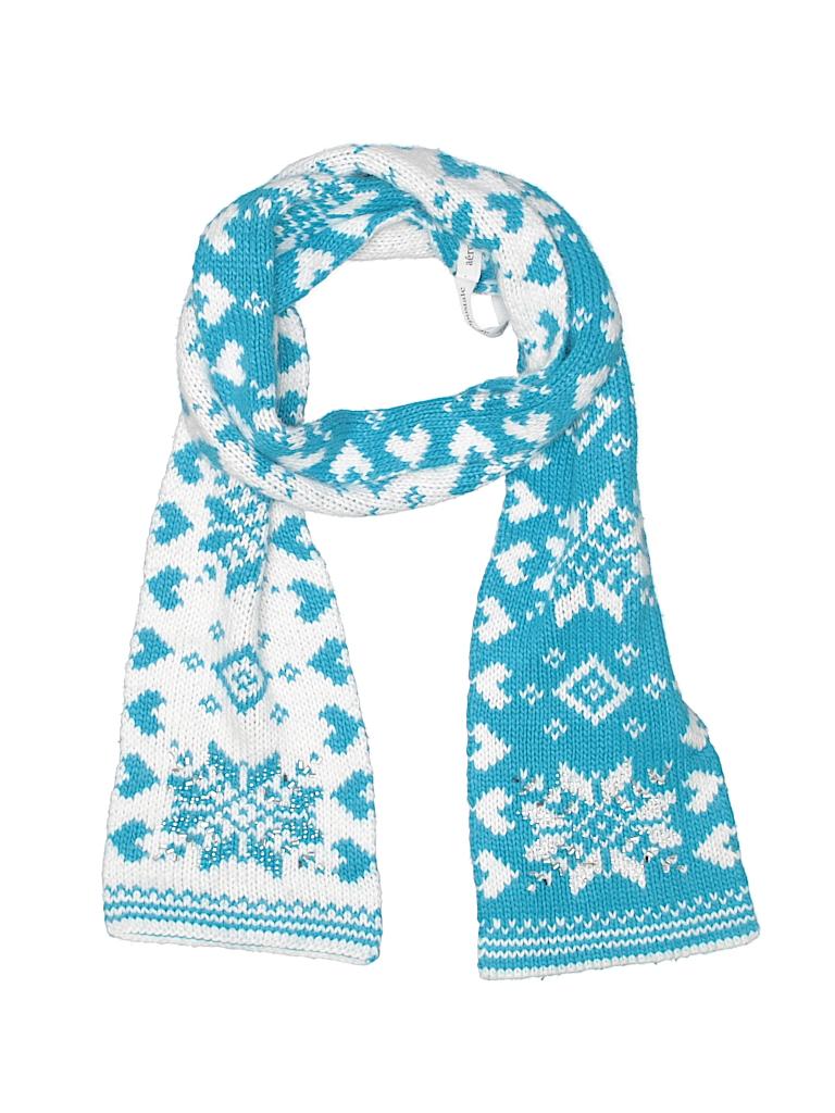 89c1eeb1dde0f Aeropostale Print Blue Scarf One Size - 95% off