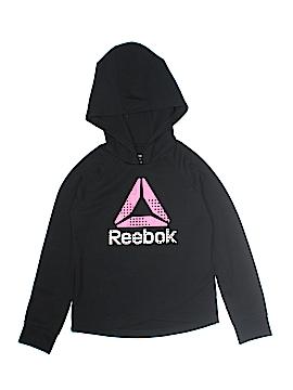 Reebok Pullover Hoodie Size 8 - 10