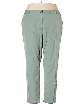 Talbots Khakis Size 24 (Plus)