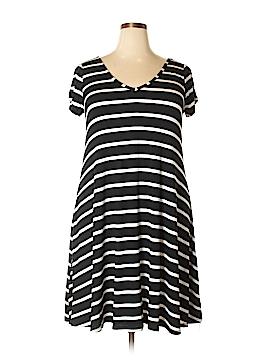 Lane Bryant Casual Dress Size 22/24 (Plus)