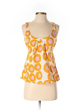 Marimekko Sleeveless Blouse Size 4