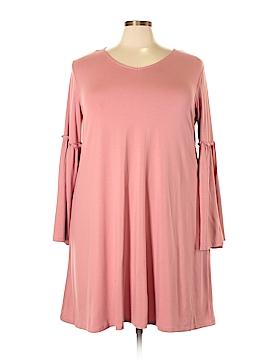 Boutique + Long Sleeve Top Size 3X (Plus)
