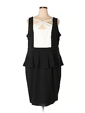 City Chic Cocktail Dress Size 24 (XL) (Plus)