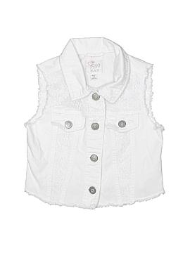 The Children's Place Denim Vest Size 7 - 8
