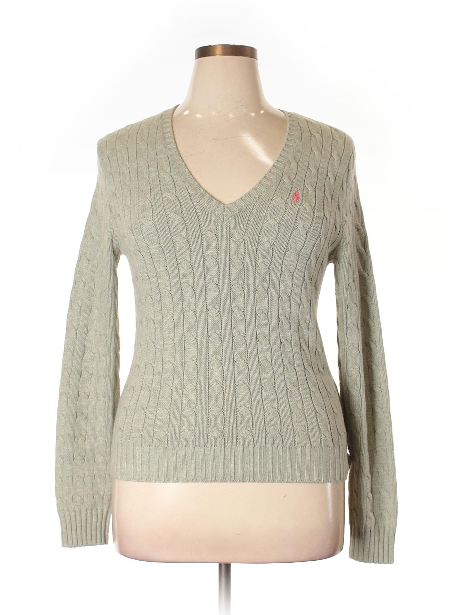 Pullover Boutique Sweater Lauren Sport Ralph tOr1w78nxO