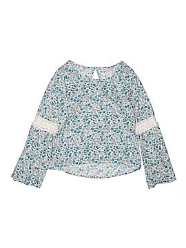 Knit Works Long Sleeve Top Size L (Kids)