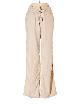 Ann Taylor Linen Pants Size M