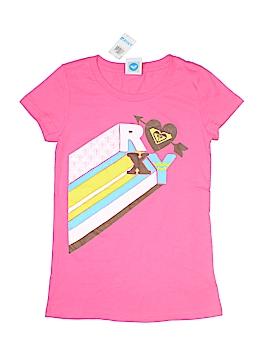 Roxy Short Sleeve T-Shirt Size M (Youth)