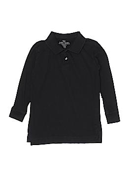 Faded Glory Long Sleeve Polo Size 8