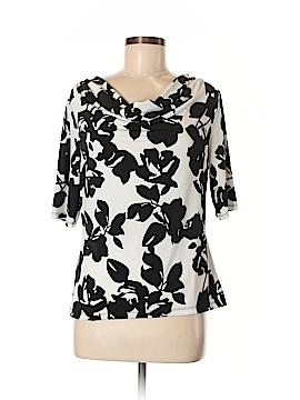 Covington Short Sleeve Blouse Size M (Petite)