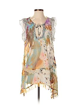Meghan Los Angeles Sleeveless Blouse Size 4