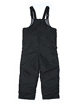 White Sierra Snow Pants With Bib Size 5
