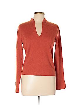 White + Warren Cashmere Pullover Sweater Size L