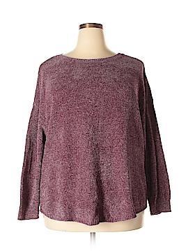 Ellen Tracy Pullover Sweater Size XXL