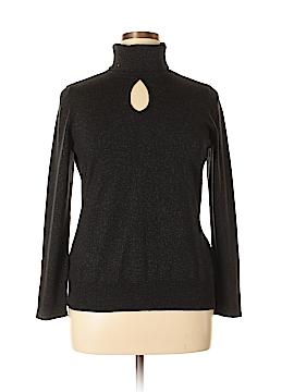 Lane Bryant Turtleneck Sweater Size 14 (Plus)