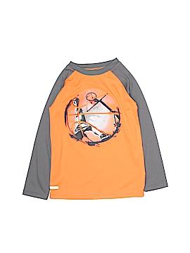 Jumping Beans Long Sleeve T-Shirt Size 4