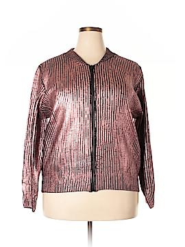 City Chic Jacket Size 18 Plus (M) (Plus)