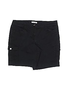 White House Black Market Denim Shorts Size 12