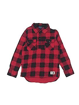 Polo by Ralph Lauren Long Sleeve Button-Down Shirt Size 6