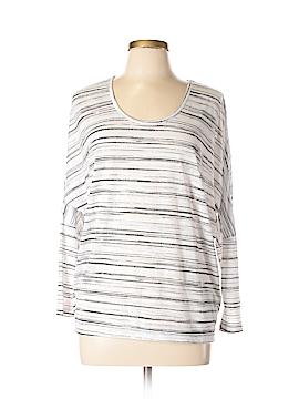 PureDKNY Long Sleeve Top Size M
