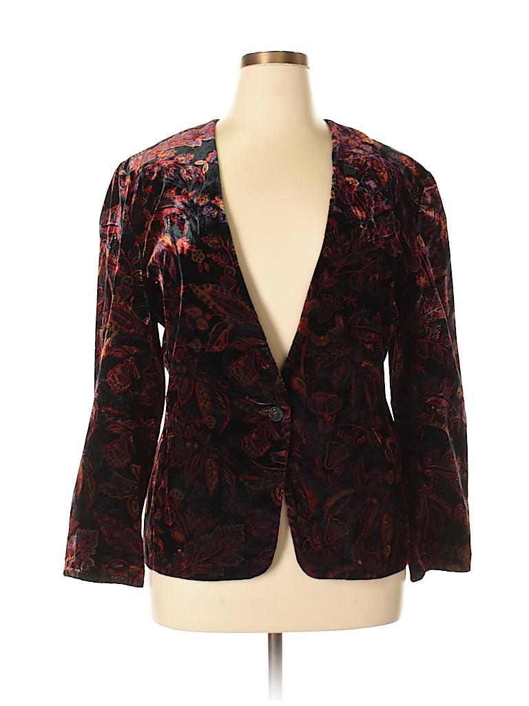 Norton McNaughton Women Blazer Size 14