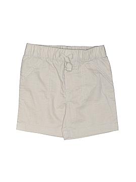 First Impressions Khaki Shorts Size 12 mo