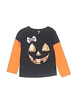 Pumpkin Long Sleeve T-Shirt Size 3T