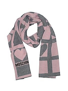 Moschino Scarf One Size