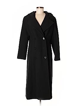 Sandro Wool Coat Size 8