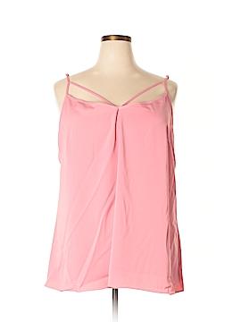 City Chic Sleeveless Blouse Size 24 (XXL) (Plus)