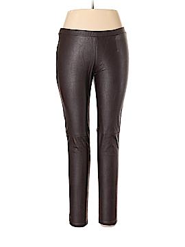 MICHAEL Michael Kors Faux Leather Pants Size 10