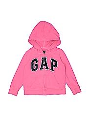 Gap Kids Girls Zip Up Hoodie Size 4-5