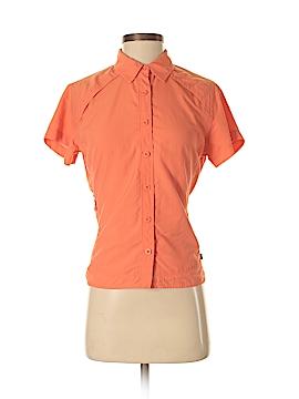 REI Short Sleeve Blouse Size S