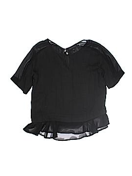 Dance & Marvel Short Sleeve Blouse Size S