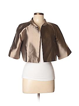 Teri Jon by Rickie Freeman Silk Blazer Size 12