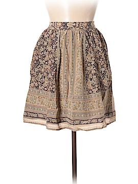 Lucky Brand Silk Skirt Size M