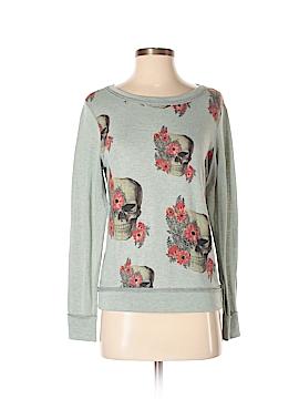 Mono B Pullover Sweater Size S