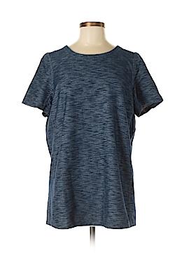 Denim 24/7 Short Sleeve Top Size Med(14-16)