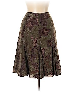 Lauren by Ralph Lauren Silk Skirt Size 8 (Petite)