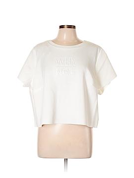 City Chic Short Sleeve Top Size 24 (XL) (Plus)