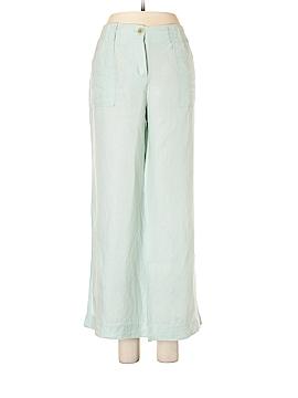 Talbots Linen Pants Size 8