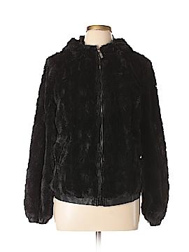 JouJou Faux Fur Jacket Size XL