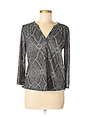 H&M Women 3/4 Sleeve Blouse Size S