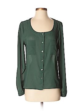 Mine Long Sleeve Blouse Size L