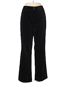 DKNY Velour Pants Size 10