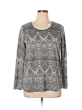 Faded Glory Long Sleeve T-Shirt Size 16