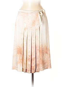 Prada Silk Skirt Size 44 (IT)