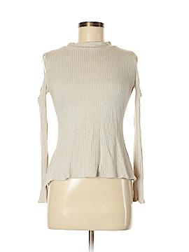 Mono B Pullover Sweater Size M