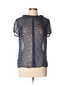 Vivienne Vivienne Tam 3/4 Sleeve Blouse Size L